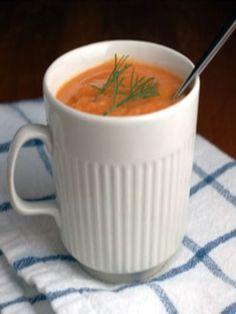 tomato fennel cream