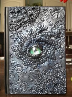 Dragon Eye A6 Journal / Notebook by Heather's Craft Studio                                                                                                                                                                                 More