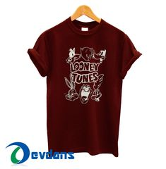 75130ec86e4 Disney Lonely Tunes T Shirt Women And Men Size S To 3XL