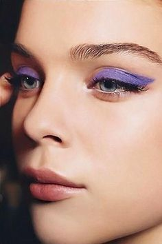#purple #eyeshadow #