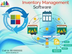 #InventoryManagementSoftware helps you make strategic purchasing decisions to ensure that you maintain adequate stock levels, fulfill special orders, buy goods at the best price, and make informed decisions. See more @ http://bit.ly/2o7K9ke #RealERP #InventorySolution