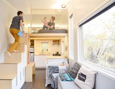 Tiny-Home Families Are Hacking Your Biggest Parenting Anxieties & #Winning