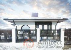 Proiect 39 | Casa parter | Otopeni | Proiecte de case personalizate | Arhitect Gabriel Georgescu & Echipa Design Case, Outdoor Decor, House, Home Decor, Decoration Home, Home, Room Decor, Home Interior Design, Homes