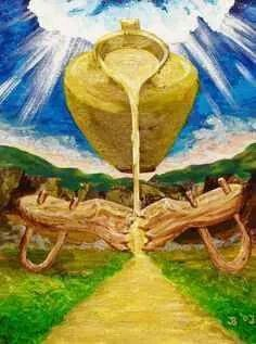 THE YOKE SHALL BE DESTROYED,BECAUSE OF THE ANOINTING,AMEIN