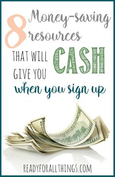 These resources to help you save money are amazing, and you can get up to $400…