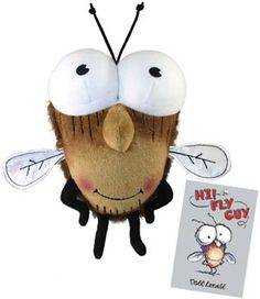 Fly Guy Doll