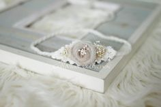 Newborn Photo Prop Newborn Headband. от CastAwayCollection