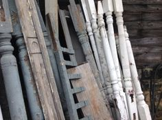 And yet even more!!--yes you guessed it!! --ARCHITECTURAL SALVAGE!!!!