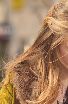#Straight Blonde #Hair
