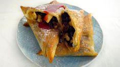 Foto: Fra TV-serien «Ginos italienske fristelser» / ITV Strudel, French Toast, Homemade, Baking, Breakfast, Ethnic Recipes, Desserts, Tv, Food