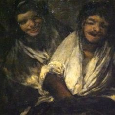 Goya's Black Paintings - at Prado, Madrid