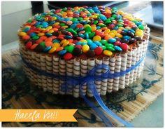 torta con golosinas - Google Search