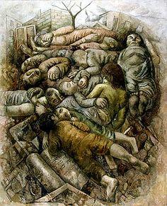 Pogrom (1937) Lasar Segall