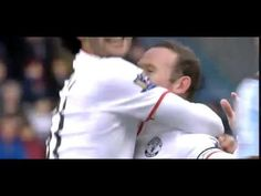 Wayne Rooney Incredible 55 Yard Volley Goal (West Ham vs Manchester United) (0-1) 22/03/2014