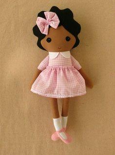 Materiales gráficos Gaby: Molde de muñecas de trapo varios modelos