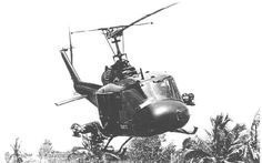 UH-1B Huey helicopter gunship. C-Models were the best. Jack Frost C2/17 Cav.