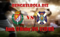 Prediksi Real Valladolid vs Tenerife 13 Oktober 2016