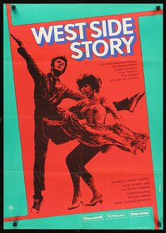 Dancing in the streets: vintage movie musicals posters – in pictures
