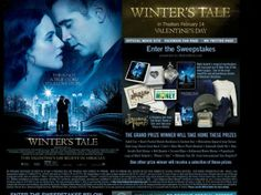 Winter's Tale Sweepstakes