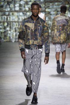 Dries Van Noten Spring 2017 Menswear Collection Photos - Vogue