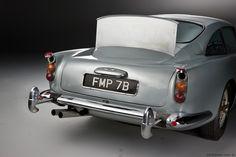 Aston Martin DB5 original James Bond 007 model sells for $4.2 million.... Cheers... Big Al Connolly