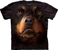 New ROTTWEILER FACE T Shirt