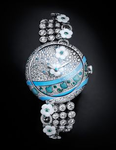 Fabergé Summer in Provence Timepiece