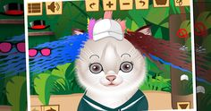 Cute Animal Hair Salon - Kids Games<br>Now Dress up your pet the way you want to.<br>We can have 3 different services: Makeover, Hair Salon & Dressup.<p>Makeover :<br>* Give lovely Bath<br>* Cleanup with Towel<br>* Cleanup Dirty nose with Paper Napkin<br>