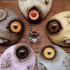 Amanda Louise SPAYD, soft sculpture, mixed media sculpture