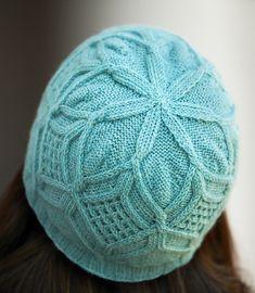 Ravelry: Emmalina Hat pattern by Audrey Knight