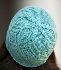 Ravelry: Emmalina Hat pattern by Audrey Knight