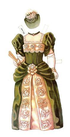 Victorian Doll I