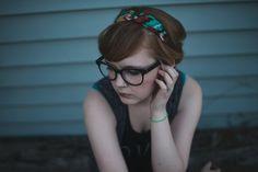 Violet Short in Matt Ruvins #fashion #blog #eyewear #fall #vintage #osaka #photography #womens #glasses