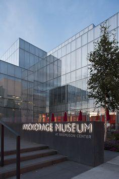 Anchorage Museum - CREO Industrial Arts