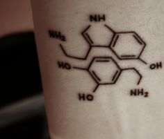 I love this so much... I want it on my inside wrist in white...
