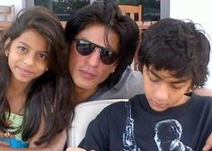 Shah Rukh Khan celebrated Friendship Day with daughter