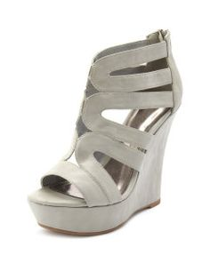 charlotte russe...buy 1 pair of shoes get 1 for 12.50
