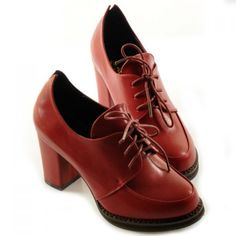 Retro Pointed Toe and Chunky Heel Design Women's Ankle Boots, WINE RED, 37 in Boots | DressLily.com