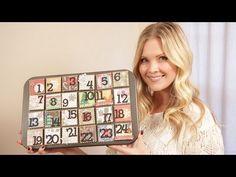 Christmas Countdown!! Adorable Homemade Advent Calendars