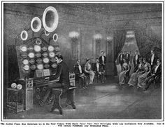 "Source: Lee de Forest, ""Audion Bulbs as Producers of Pure Musical Tones"" (The Electrical Experimenter, December 1915)"