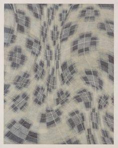 Takuji Hamanaka, Warping, woodct collage 2012