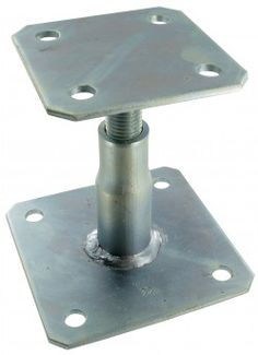 Caps & Bases - APB100/150 - Adjustable Elevated Post Base