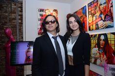 "Marko Stout ""Chelsea Girls""  exhibition In SoHo, New York City 2015."
