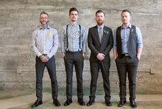 groomsmen | gray | blue #ASOS #JCREW #LACOSTE #thehillside