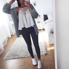 Imagem de outfit, fashion, and style