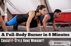 Get a Great Workout in 8 Minutes | SparkPeople