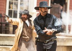 Let's get this out of the way first: Denzel Washington makes riding a horse look mighty fine. Old Movies, Great Movies, Fred Williamson, Where Have You Gone, Haley Bennett, Sony Pictures Entertainment, The Magnificent Seven, Annie Oakley, Ethan Hawke