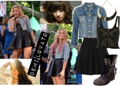 """""""Demi Lovato"""" by jackie72107 ❤ liked on Polyvore"""