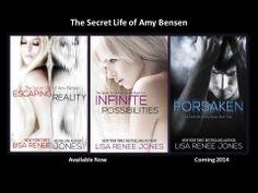 The Secret Life of Amy Benson series