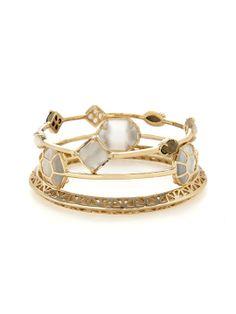 Kendra Scott Jewerly Set Of 3 Beverly Bangle Bracelets Bracelet Set, Bangle Bracelets, Bangles, Kendra Scott Jewelry, Jewelry Sets, Jewerly, Gold Rings, Product Launch, Womens Fashion